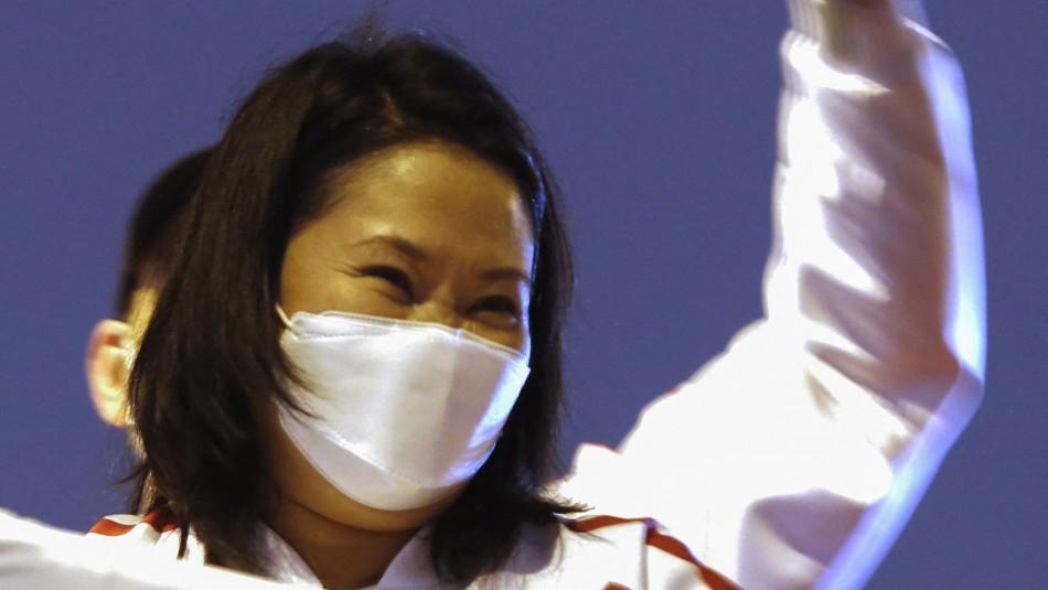 Tensión en Perú: Keiko Fujimori podría quedar en prisión preventiva este lunes