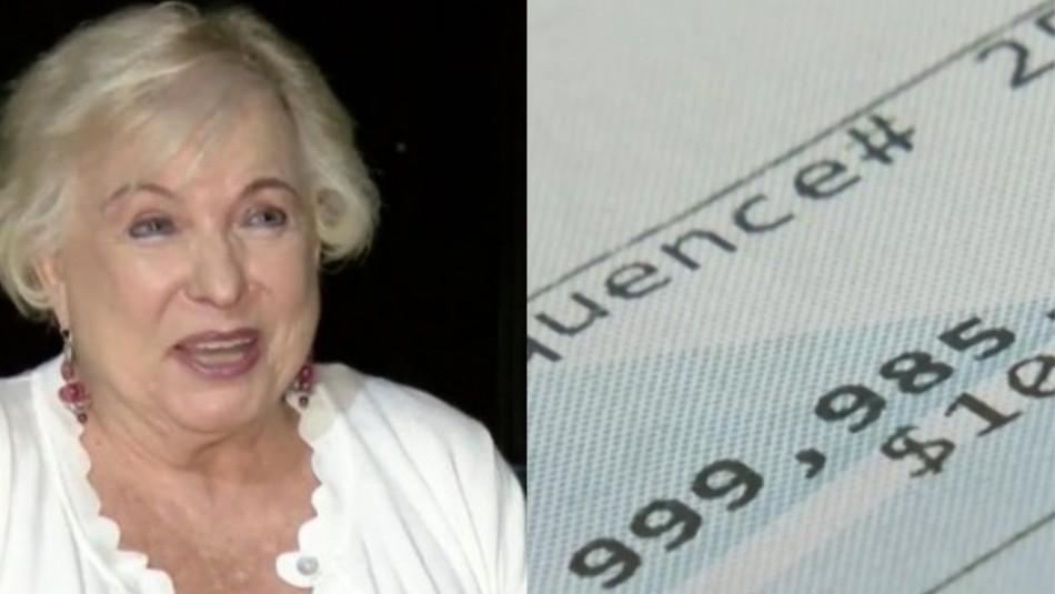 Mujer es multimillonaria por error: recibe 1.000 millones de dólares y no puede devolverlos