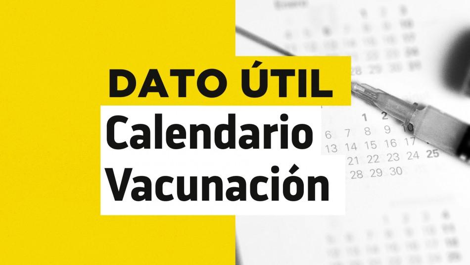 Calendario de vacunación Covid: ¿Quiénes reciben la dosis este viernes 25 de junio?