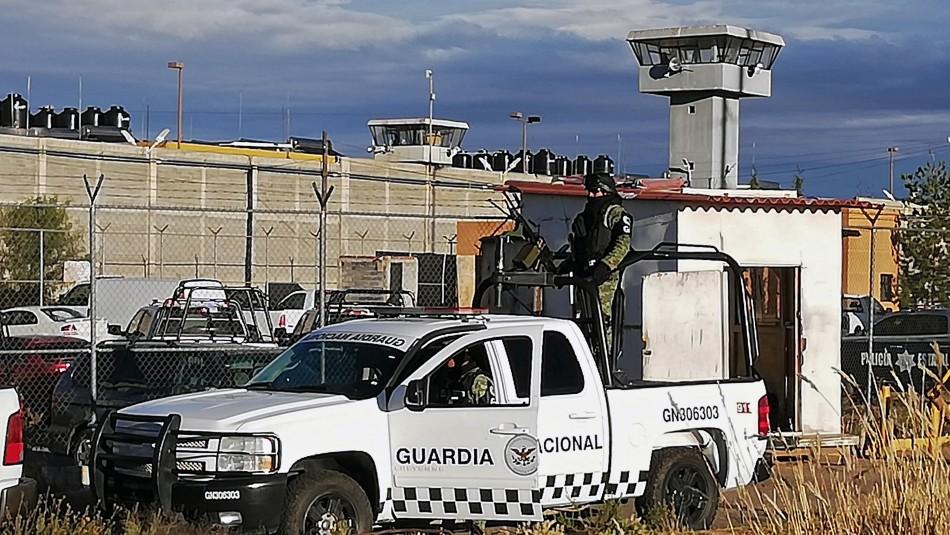 Riña en penal de sureste de México deja 6 muertos y 9 heridos