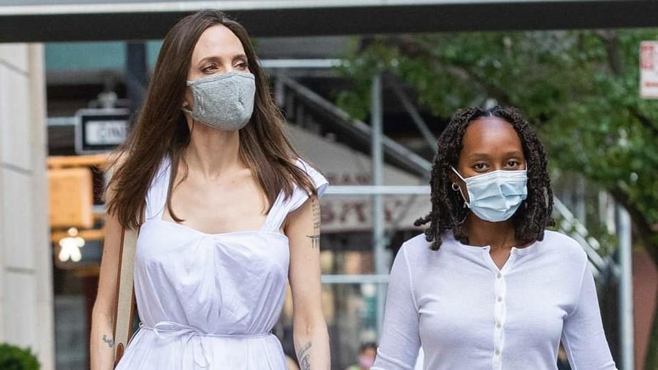 Angelina Jolie denuncia