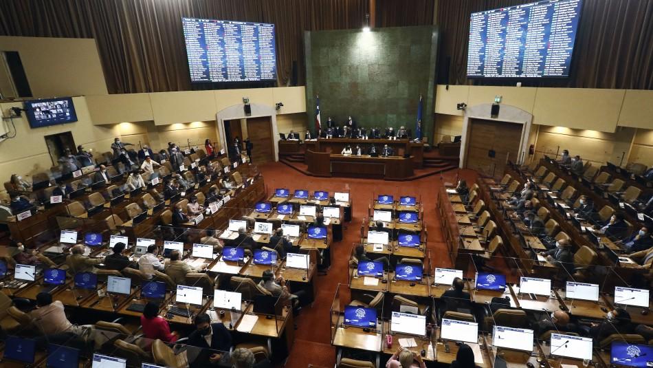 Nuevo Estado de Catástrofe: Cámara aprueba extender la medida hasta septiembre