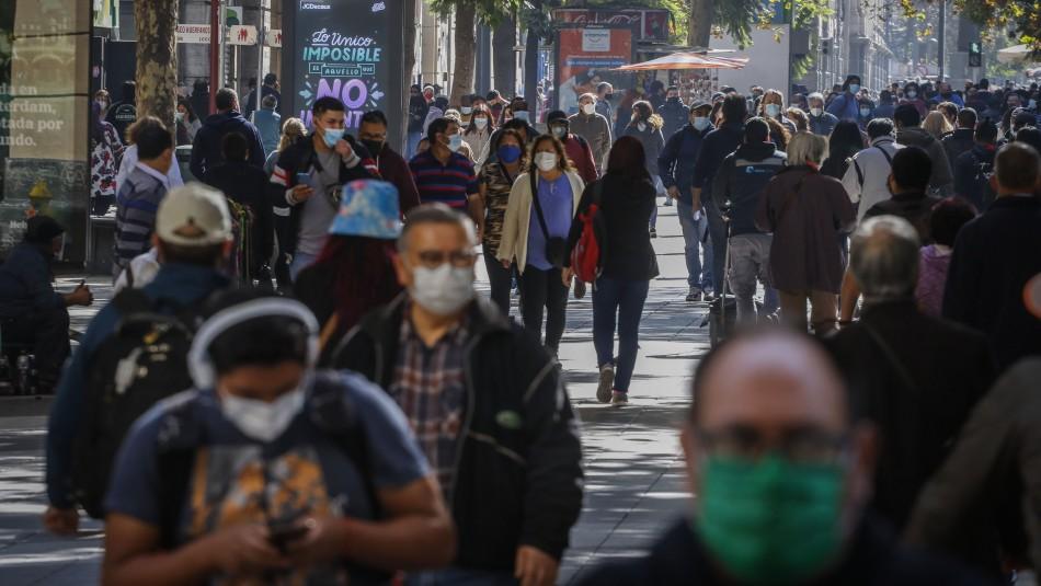 Cuarentenas: 42 comunas cambian de fase según el plan Paso a Paso