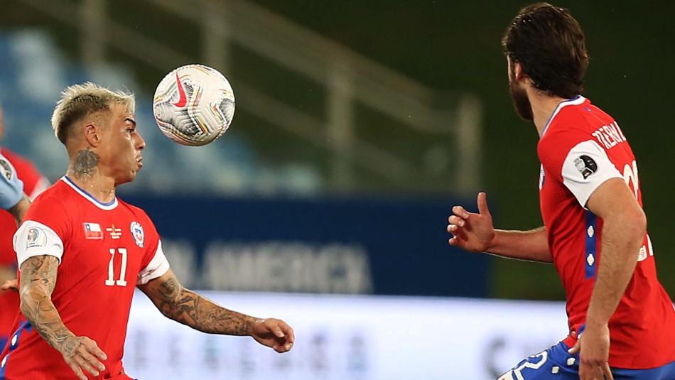 Chile cae ante Paraguay por Copa América 2021
