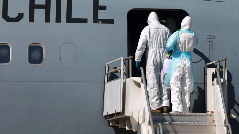 Variante Delta en Chile: pasajeros que viajaron con paciente contagiada están identificados