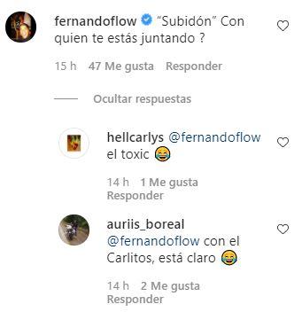 Comentario de Fernando Godoy