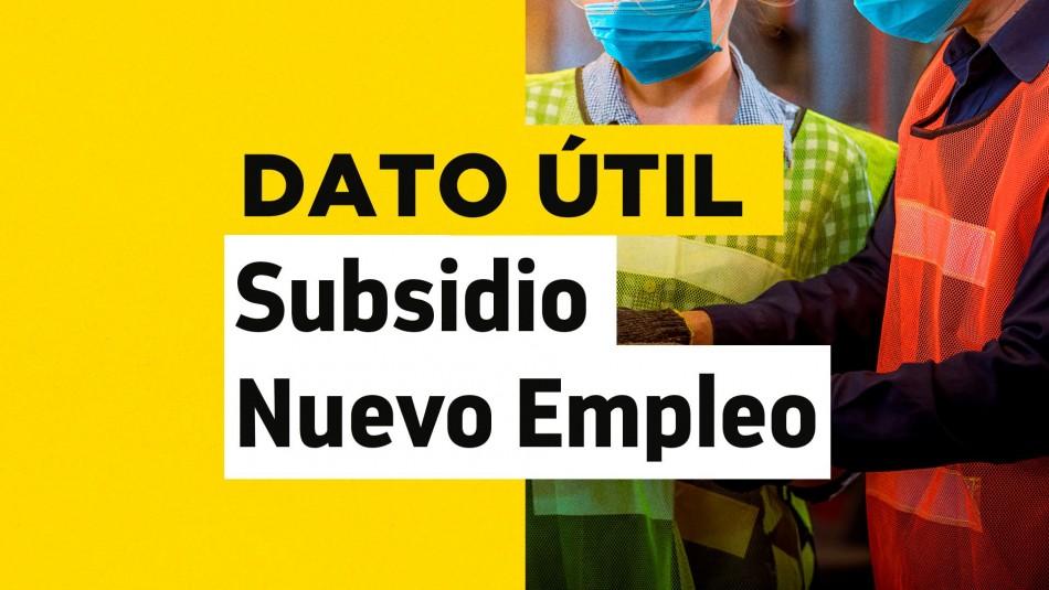 Subsidio al Nuevo Empleo: Conoce cuándo podrás recibir el pago de junio