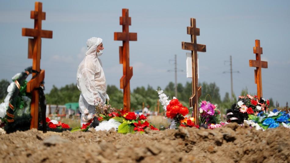 Variante Delta sigue creciendo: Deja récords de muertos en Rusia y provoca el cierre de Sídney