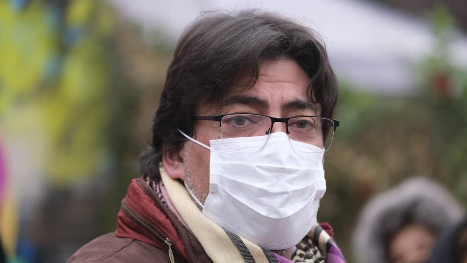 Daniel Jadue y el manejo de la pandemia del Gobierno:
