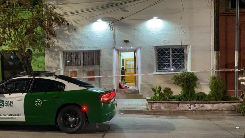 Hombre fue detenido por atacar con arma blanca a otra persona en San Miguel