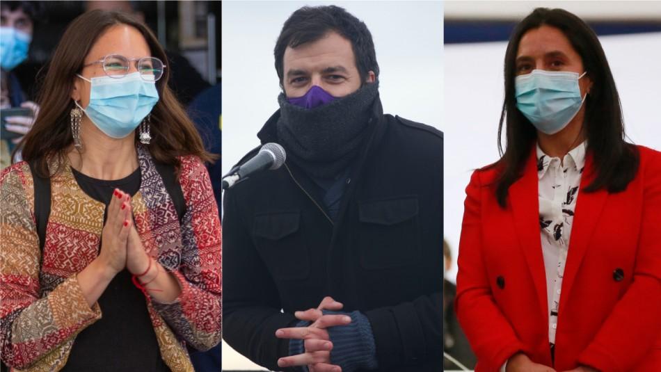 Alcaldes electos y reelectos asumen este lunes: Destacan Hassler, Vodanovic y Peñaloza en la RM