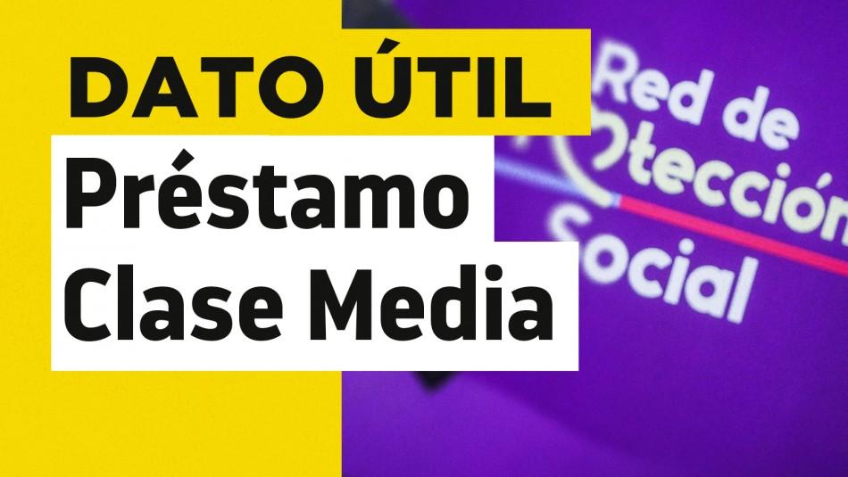 Préstamo Solidario Clase Media: ¿Hasta cuándo puedo solicitar el aporte de junio?