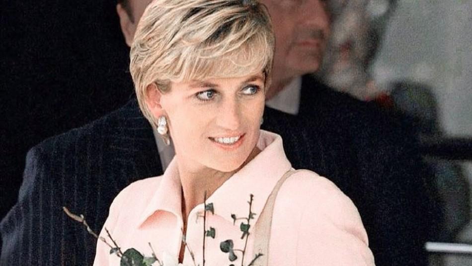 Las fotos de la princesa Diana joven: Estos fueron sus controversiales outfits