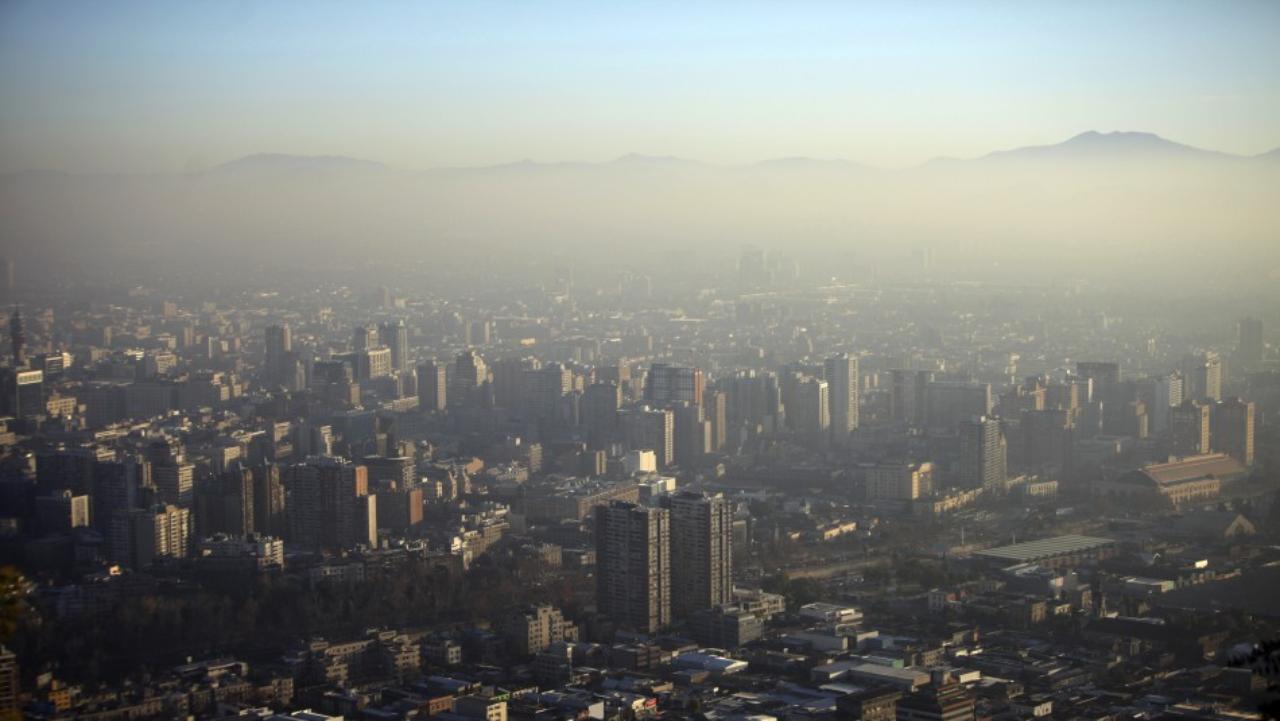 Decretan Preemergencia Ambiental para este jueves en la Región Metropolitana