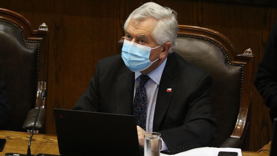 Diputados ingresarán interpelación al ministro Paris por manejo de la pandemia