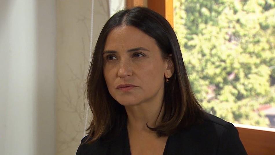 Francisca Gavilán como Eliana