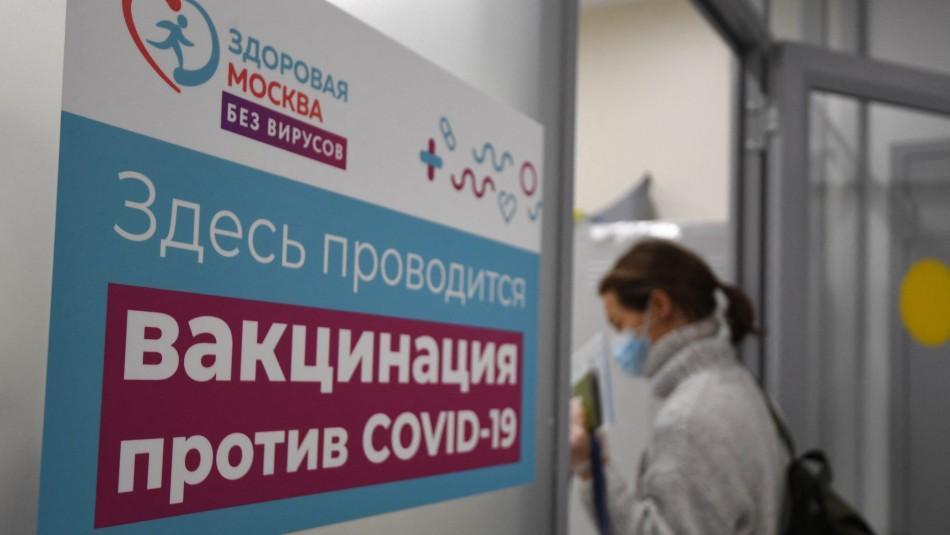 Coronavirus: Rusia admite situación