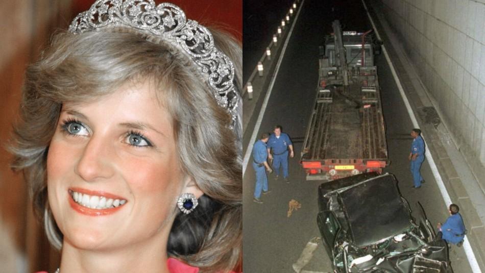 A 24 años de su muerte: Estas fueron las últimas palabras de la princesa Diana antes de fallecer