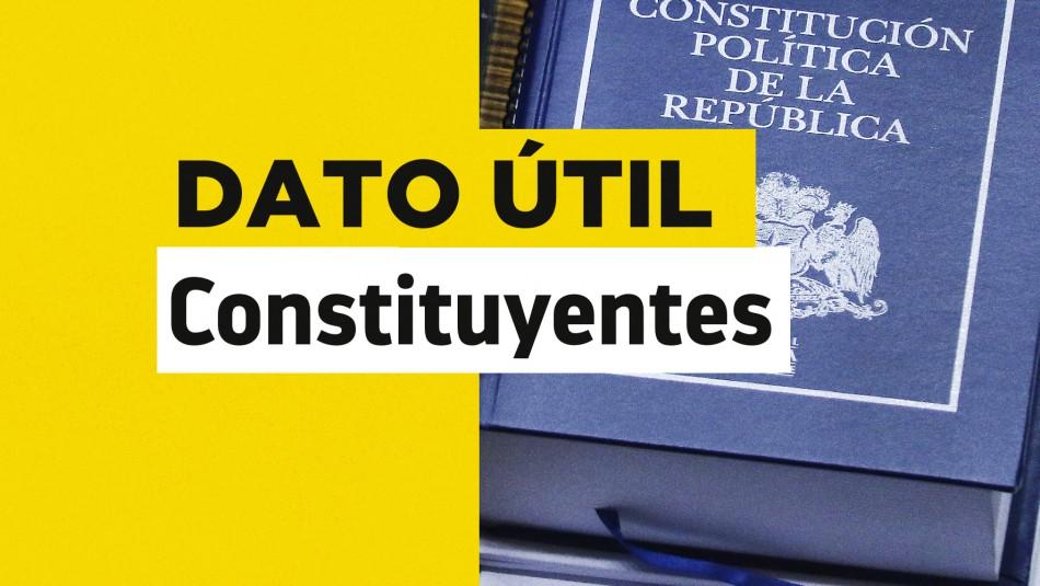 Nueva Constitución: Conoce a los constituyentes del Frente Amplio