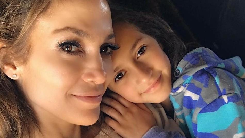 La transformación de la hija de Jennifer Lopez: Así es el nuevo aspecto de Emme