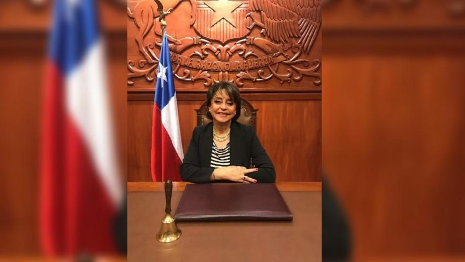 Carmen Gloria Valladares: ¿Quién es la abogada que dirigirá la primera jornada de la convención?