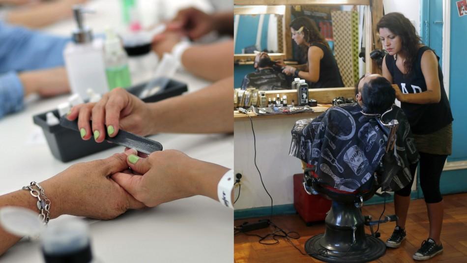 Bono de hasta $3 millones para peluquerías y manicuristas: esta semana inician postulaciones