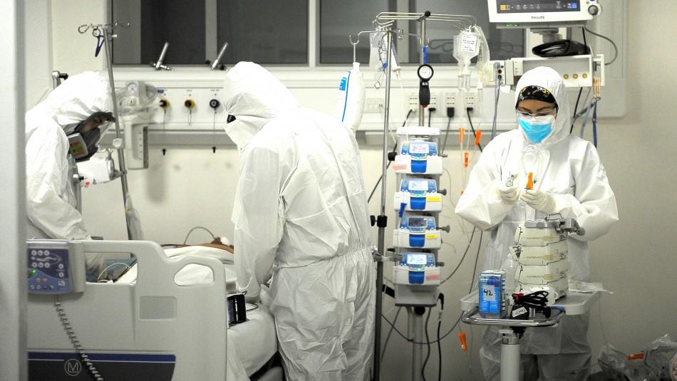 2.148: Minsal reporta la cifra de contagios diarios más baja del año