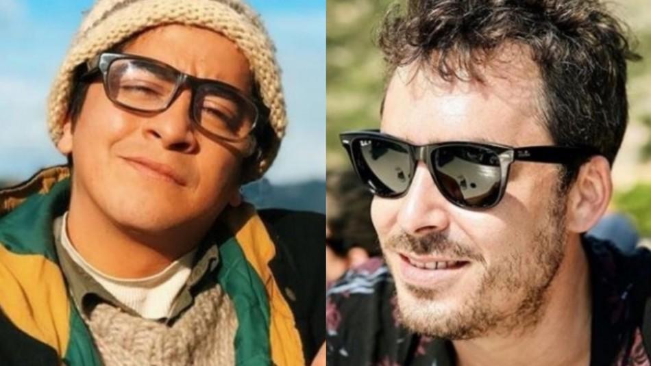 Fernando Godoy y Nicolás Oyarzún