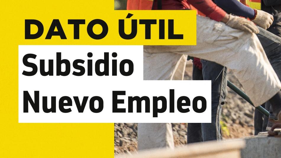 Inicia postulación de julio del Subsidio al Nuevo Empleo: Conoce quiénes pueden solicitarlo
