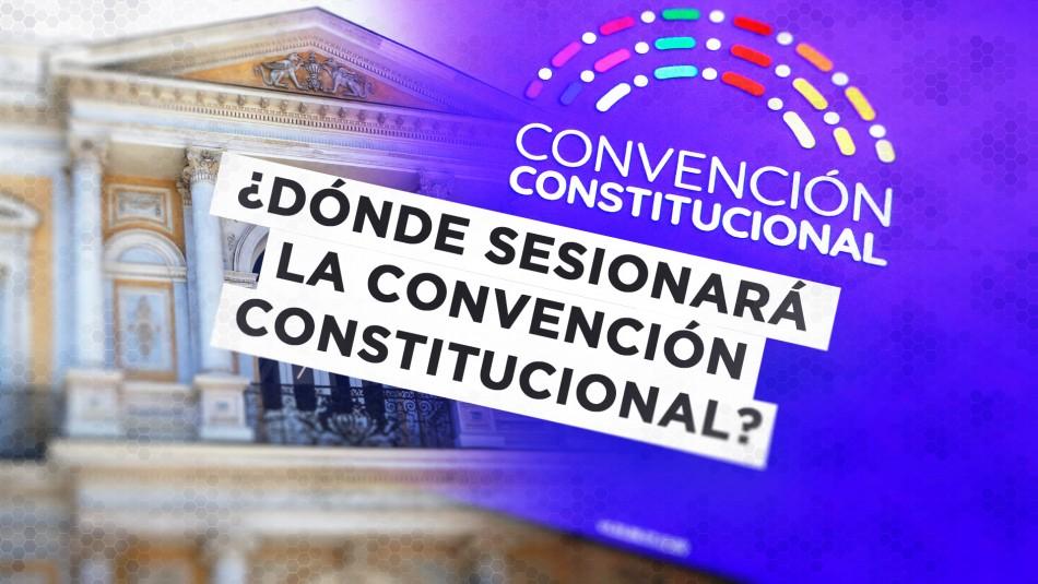 Convención: Los edificios donde se redactará la nueva Constitución y cómo se remodelaron