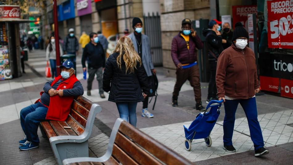 Cuarentenas: revisa la situación de Santiago según el plan Paso a Paso