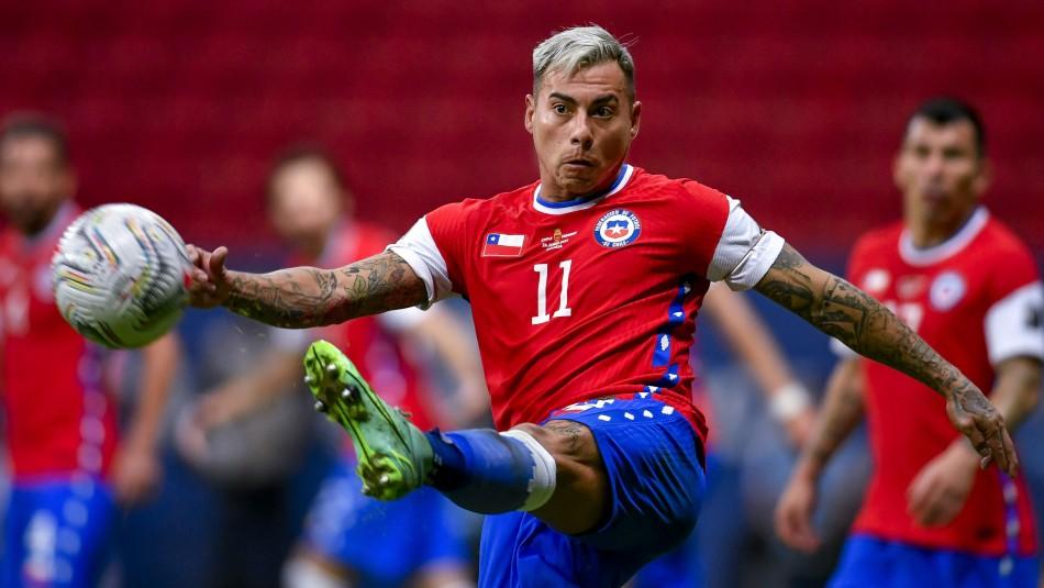 La Roja cae ante Brasil por cuartos de final de Copa América