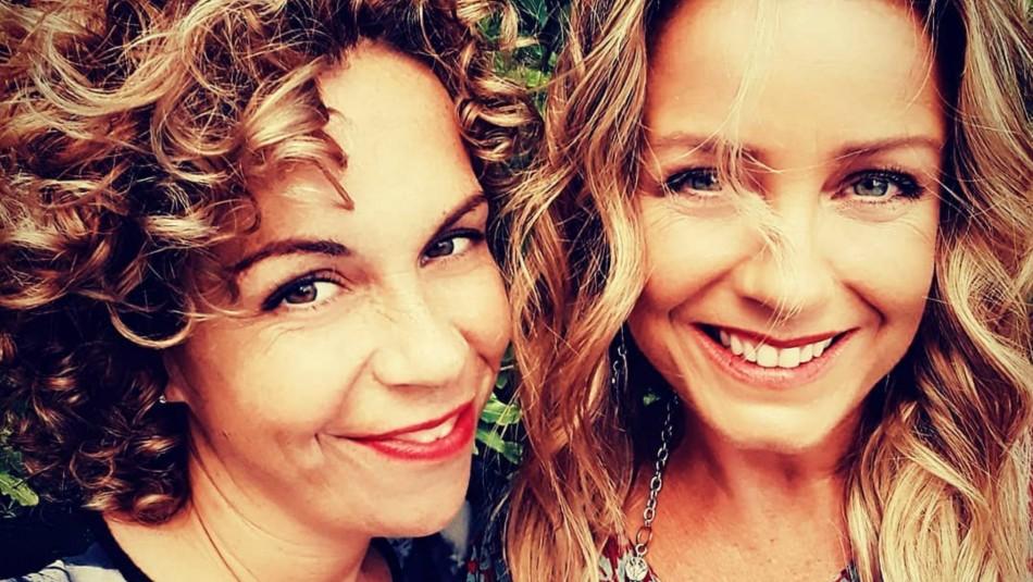 Claudia y Fran Conserva