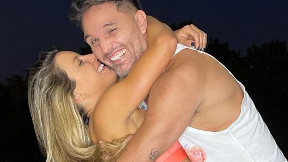 Lucila Vit sobre el inicio de su romance con Rafael Olarra: