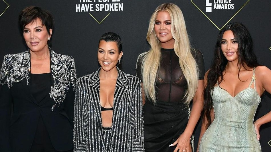 Una Kardashian que no lo es: La reveladora historia del origen de la hermana de Kim Kardashian