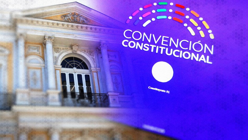 Constituyentes adelantan su votación para la presidencia de la Convención