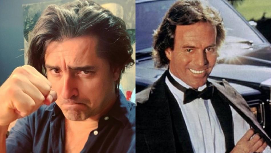 Jorge Zabaleta revela pelea entre su padre y Julio Iglesias por celos: