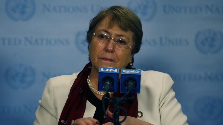 Bachelet por inicio de la Convención:
