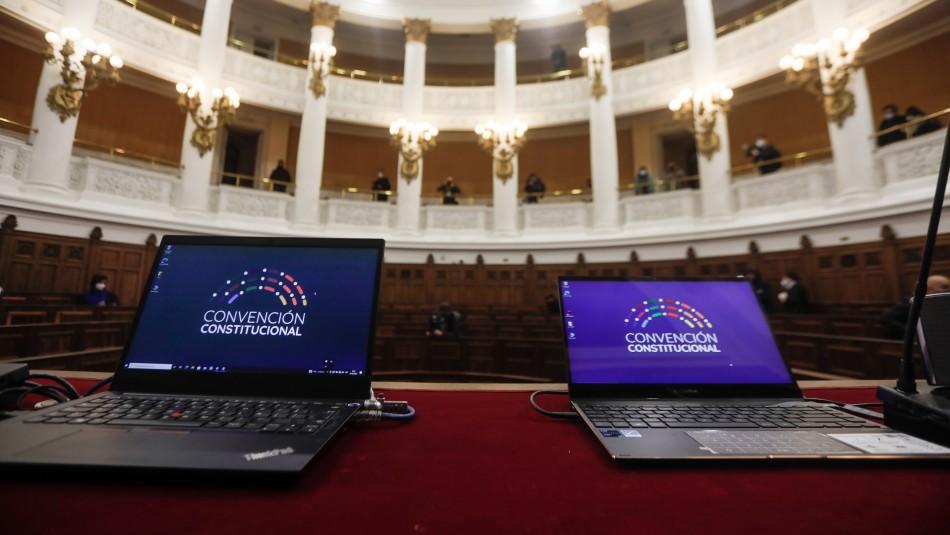 Los desvíos de tránsito en Santiago por ceremonia inaugural de la Convención Constitucional