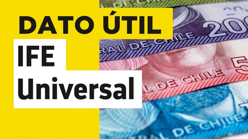 IFE Universal: ¿Quiénes recibirán dos pagos del bono en julio?