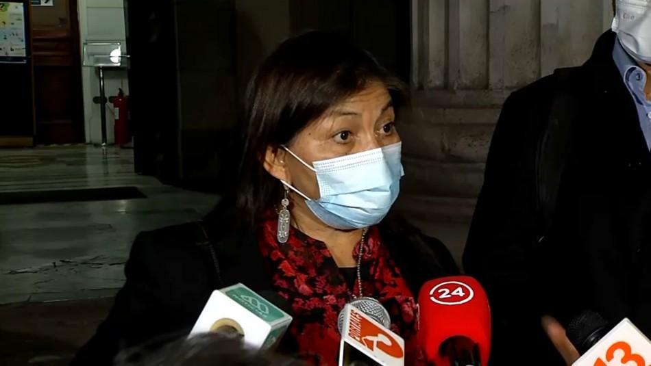 Loncon confirma que Gobierno se comprometió a solucionar problemas: Sesionarían el miércoles