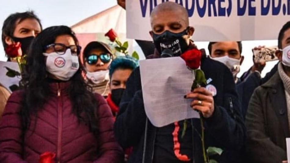 Leucemia linfoblástica: El cáncer con que fue diagnosticado el constituyente Rodrigo Rojas Vade