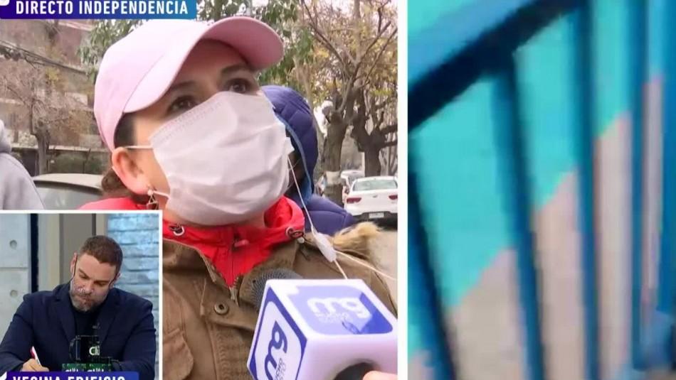 Cobros extra en ascensor y amenazas: vecinos de Independencia denuncian a administrador