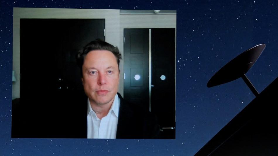 Elon Musk probará red de internet satelital Starlink en Chile