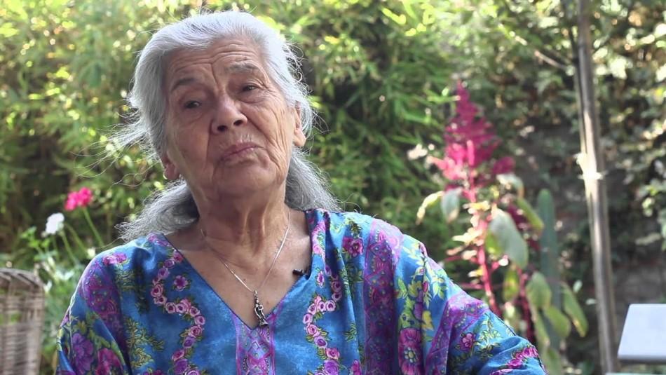 Fallece Luisa Toledo, madre de los hermanos Vergara asesinados en dictadura