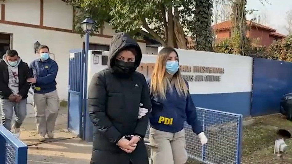 El rol de la hermana de Esteban Paredes dentro de la peligrosa banda dedicaba al robo de autos