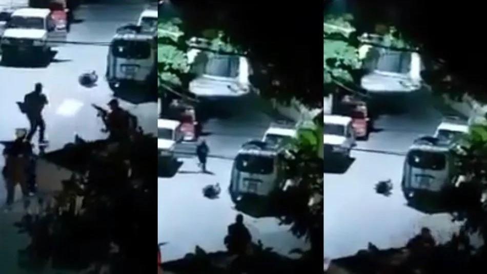 Video muestra a supuesto comando que asesinó al Presidente de Haití e hirió a su esposa