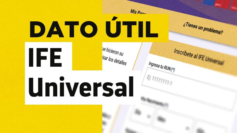 Inician inscripciones al IFE Universal de julio: Conoce el monto que recibirá tu familia