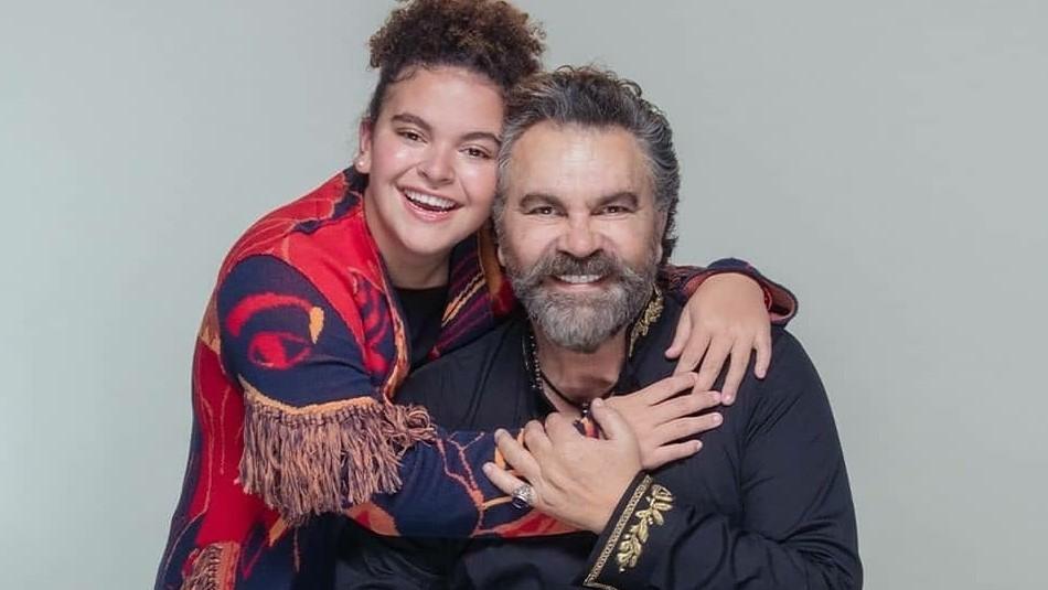 Actriz revela que la hija de Lucero le dijo