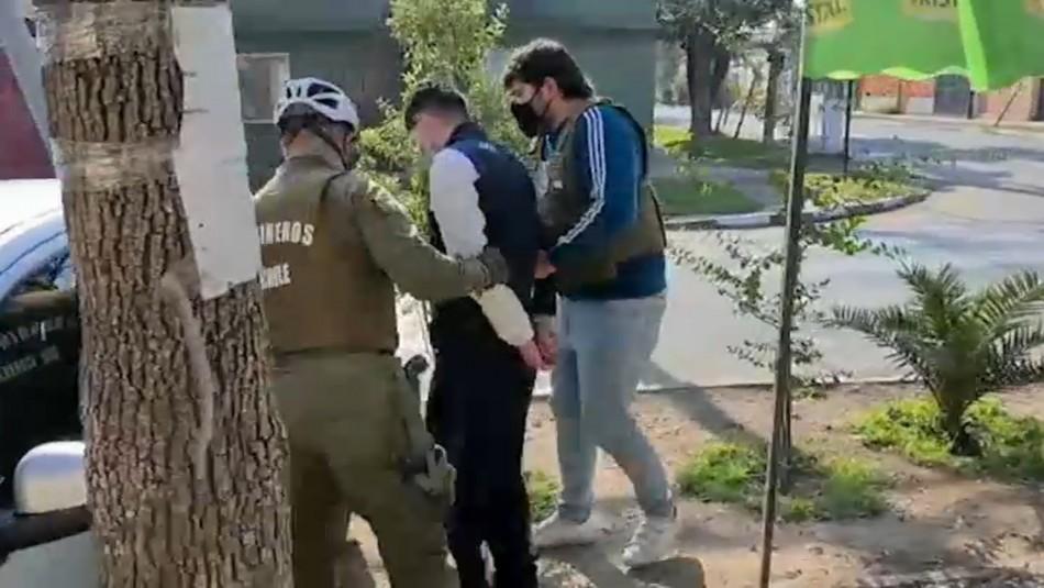 Detienen a hombre condenado por asaltar y quemar a compañero de trabajo